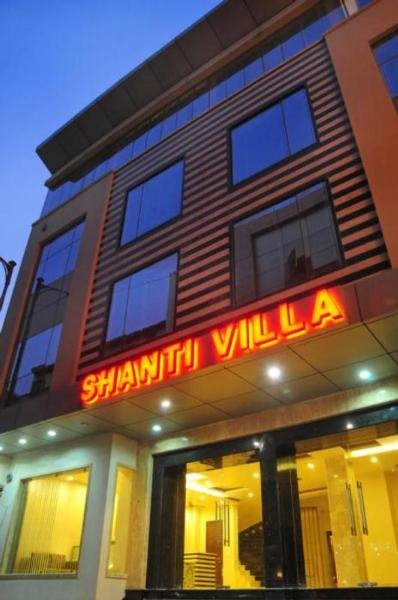 Shaanti Villa in New Delhi, India