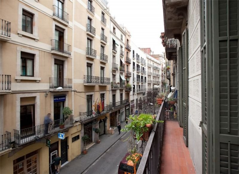 Rent Top Apartments Las Ramblas in Barcelona, Spain