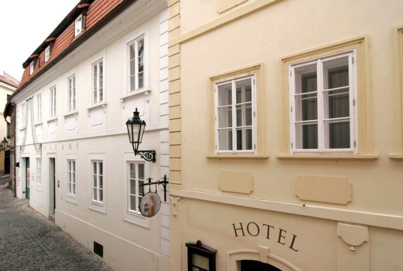 BOUTIQUE HOTEL CONSTANS in Prague, Czech Republic