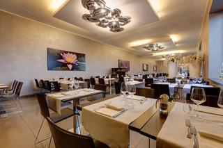 Klima hotel milano fiere restaurant for Kos milano ristorante