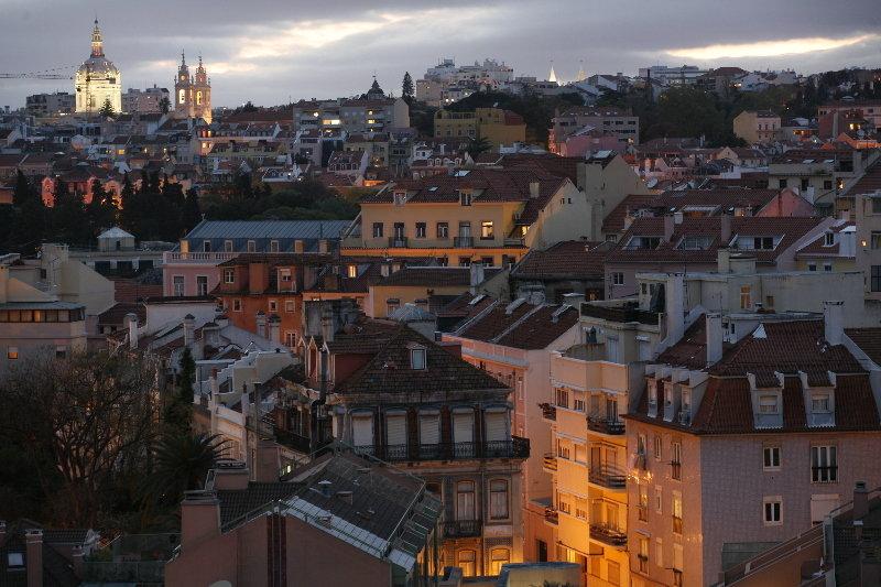 Casa das Janelas com Vista in Lisbon, Portugal
