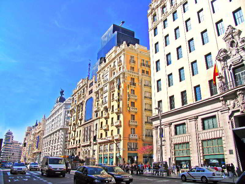 Pereda for Alojamiento madrid centro