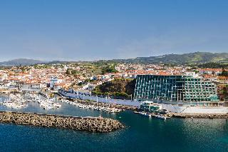 Angra Marina Hotel in Azores - Sao Miguel Island, Portugal