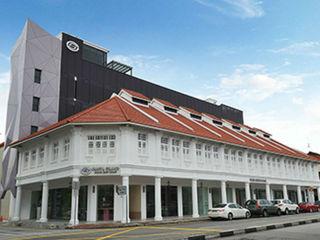 新加坡東海岸聖大酒店