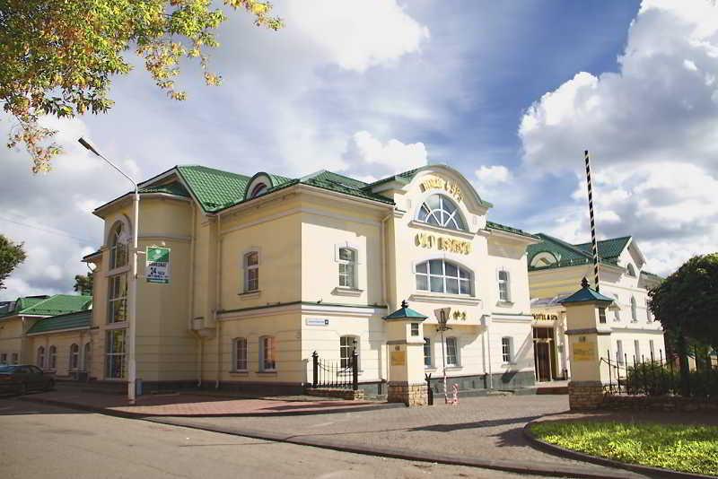 Old Estate Hotel & SPA in Pskov, Russia