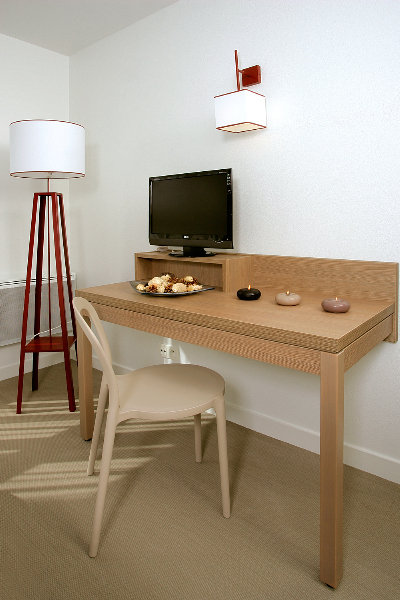 appart city valence centre. Black Bedroom Furniture Sets. Home Design Ideas