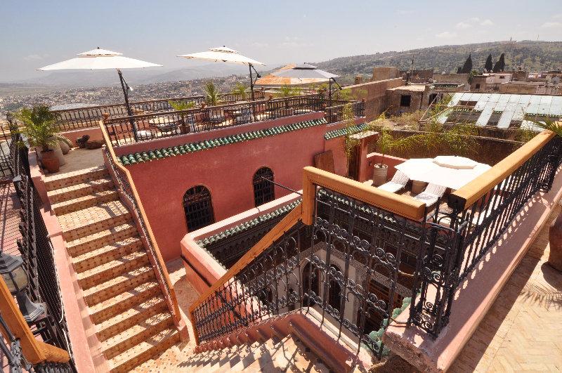 Riad Layla in Fes, Morocco