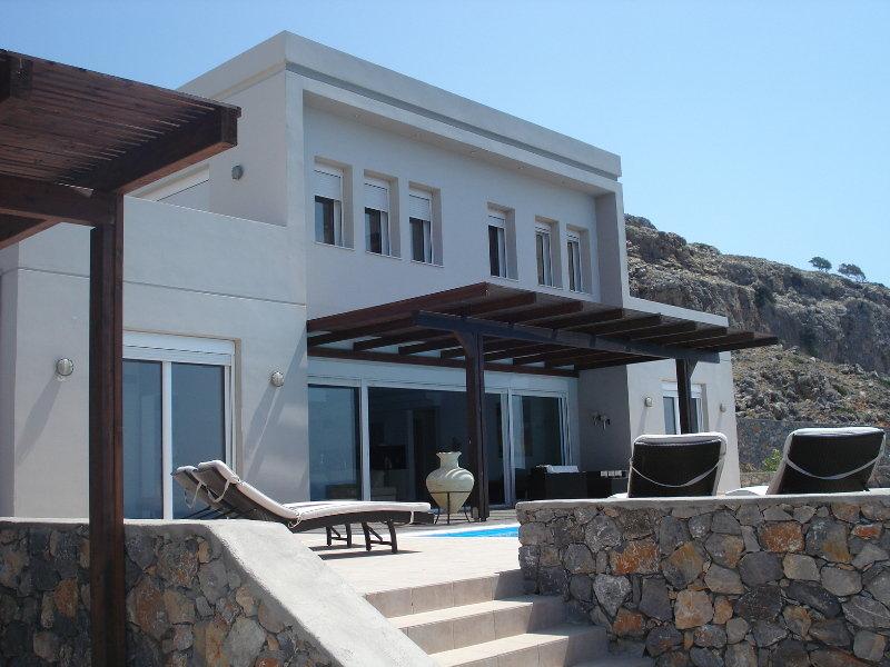 Villa Elies in Rhodes, Greece