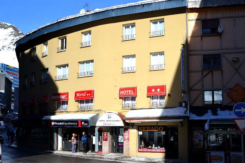 Hotel Restaurant Mirtil