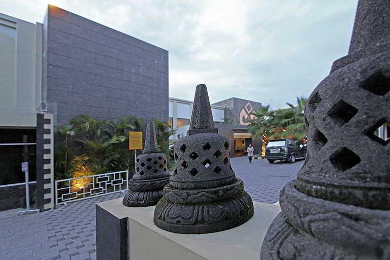 日惹戈旺甘酒店