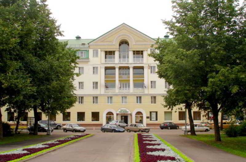Volkhov in Novgorod (Veliky), Russia