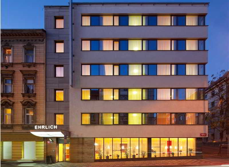 Ehrlich Hotel in Prague, Czech Republic
