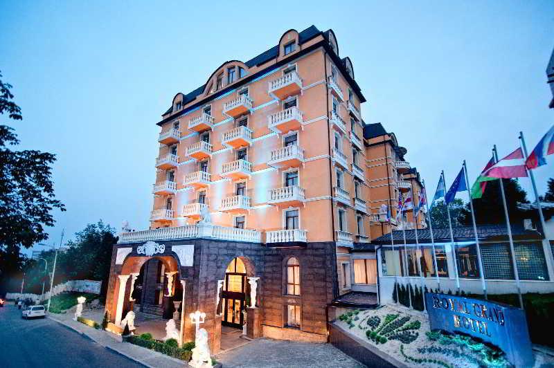 Royal Grand Hotel in Truskavets, Ukraine