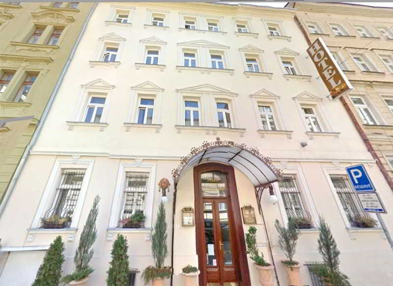 Donatello Hotel in Prague, Czech Republic