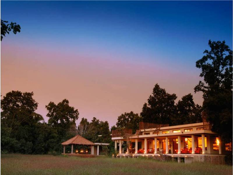 Mahua Kothi, A Taj Safari - Bandhavgarh National P