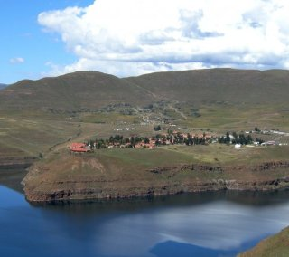 Katse Lodge