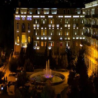 Grand Hotel in Baku, Azerbaijan