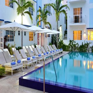 Pestana South Beach Art Deco Hotel Lodgings In Miami