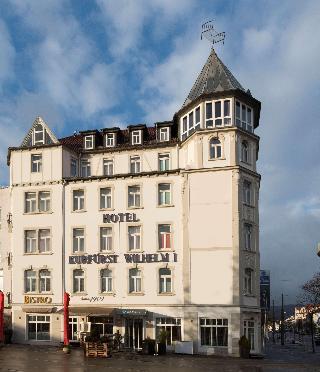 Best Western Hotel Kurfuerst Wilhelm I