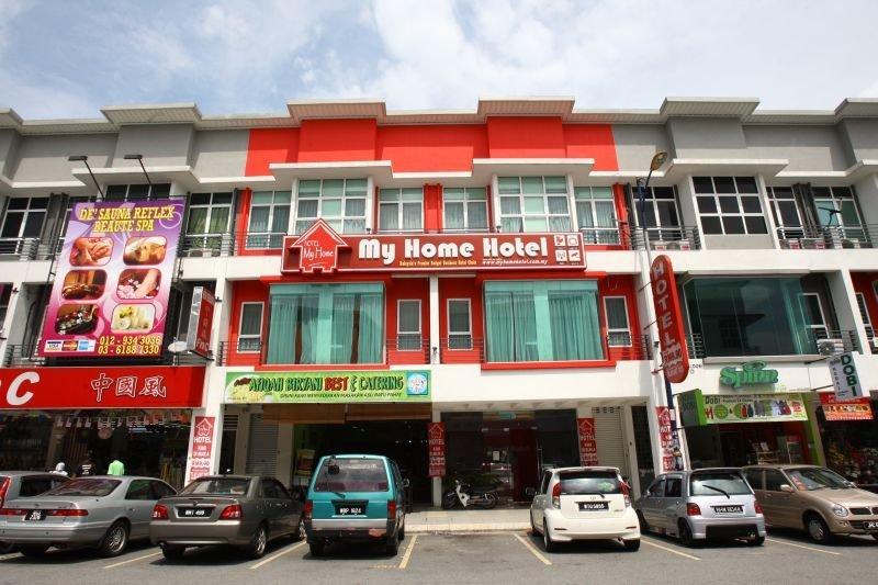 My Home Hotel Prima Sri Gombak
