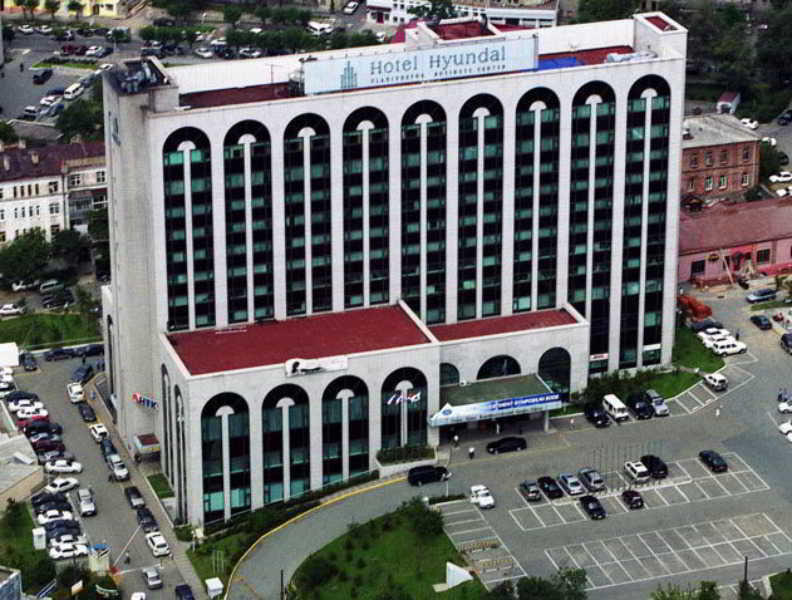 Hotel Hyundai in Vladivostok, Russia