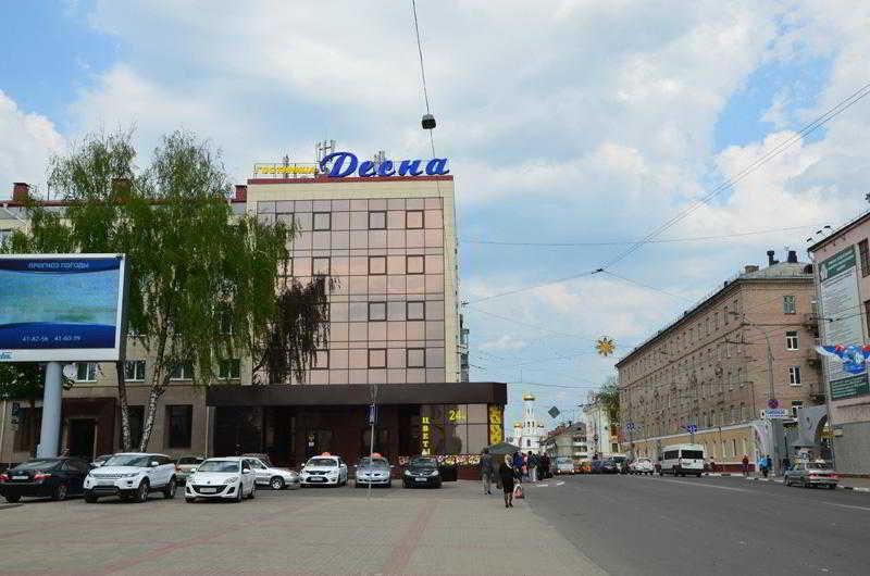 Desna in Bryansk, Russia