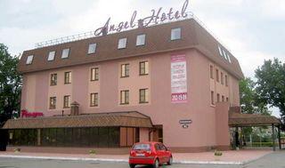 Angel Hotel in Samara, Russia