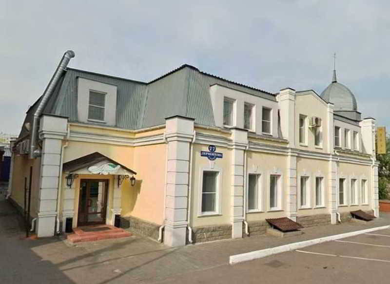 Lermontov in Omsk, Russia