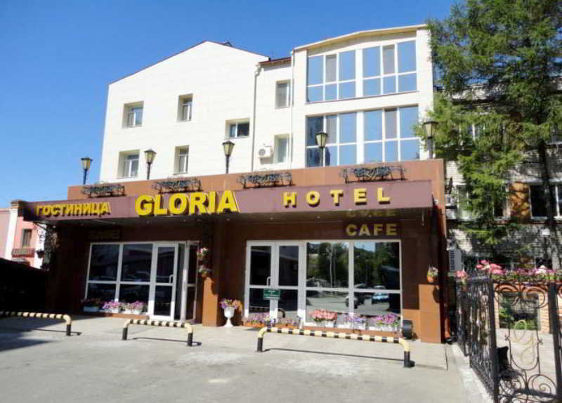 Gloria in Blagoveschensk, Russia