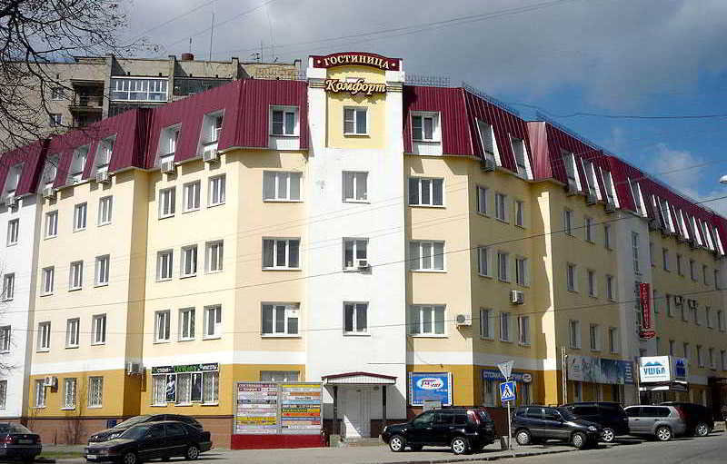 Comfort in Lipetsk, Russia