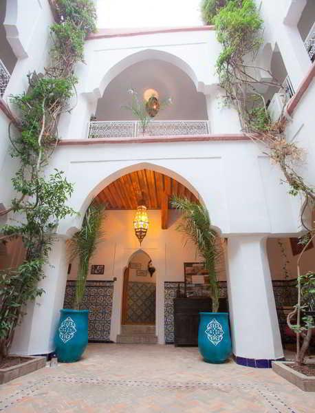 Rial Elsagaya in Marrakech, Morocco