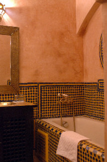 Riad Du Petit Prince in Marrakech, Morocco