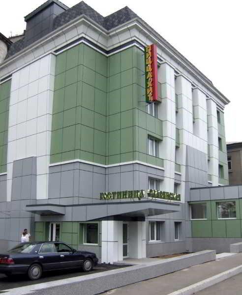 Slavyanskaya Hotel in Vladivostok, Russia