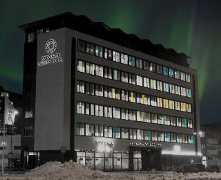 Reykjavik Lights by Keahotels