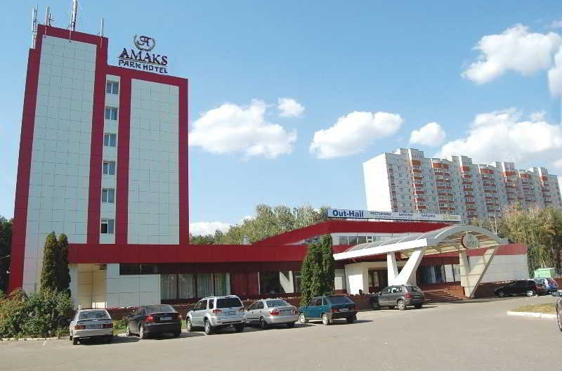 Amaks Park Hotel in Voronezh, Russia