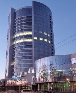 Panorama Apart & Business Hotel in Ekaterinburg, Russia