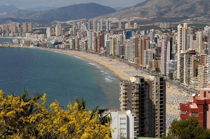 Precios y ofertas de apartamento levante complex apartamentos en benidorm costa blanca - Apartamentos en costa blanca ...