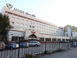 Amaks Premier Hotel in Perm, Russia