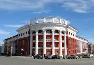 Severnaya in Petrozavodsk, Russia