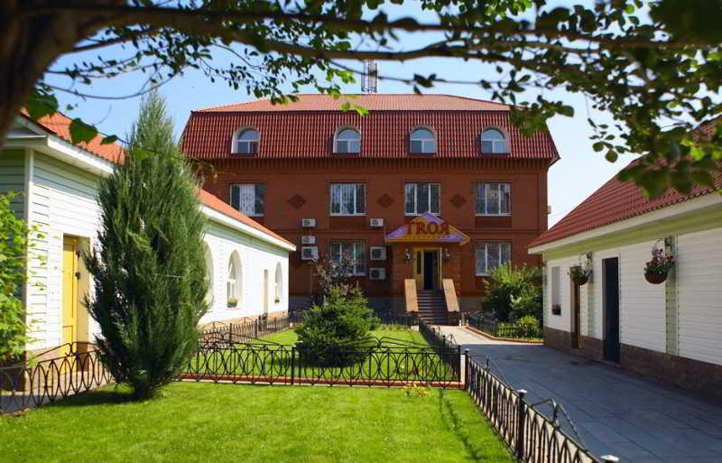 Troya Residence in Samara, Russia