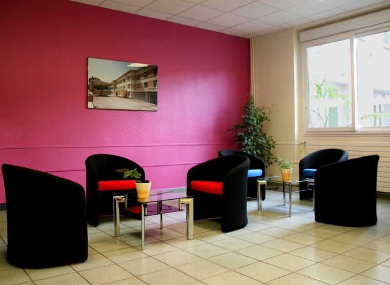 Appart hotel le cours moreau hotel en macon viajes el for Hotel appart madrid