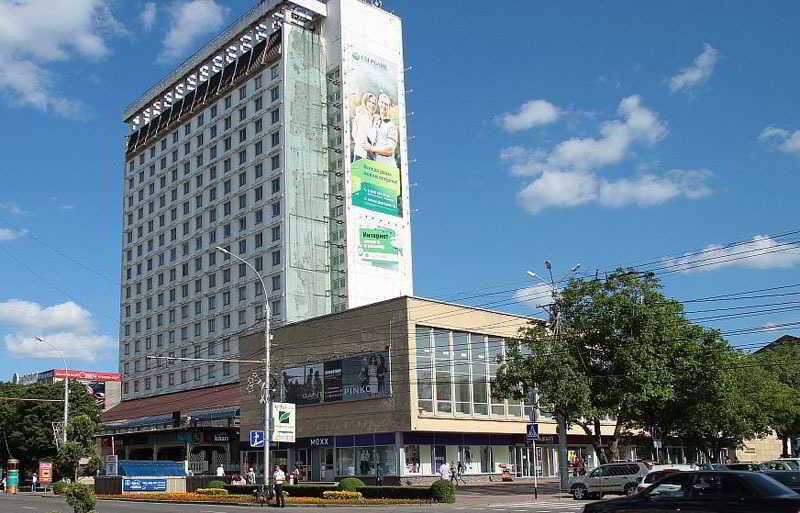 Continent Hotel Stavropol in Stavropol, Russia