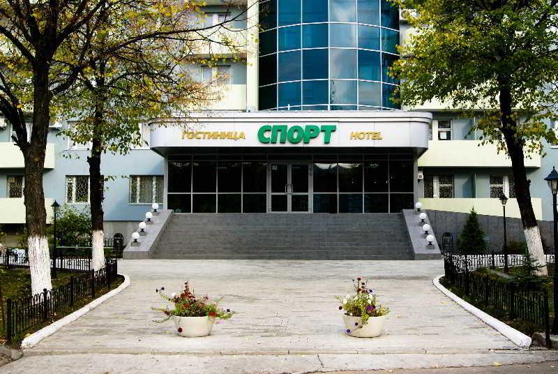 Sport in Cheboksary, Russia