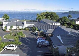 Wai Ora Lakeside Spa Resort in Bay of Plenty-Rotorua, New Zealand