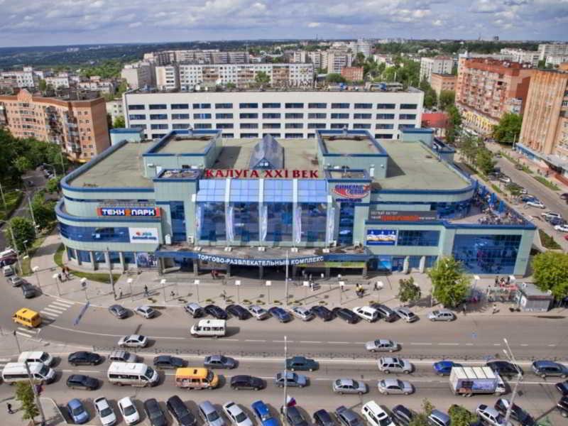 Kaluga in Kaluga, Russia