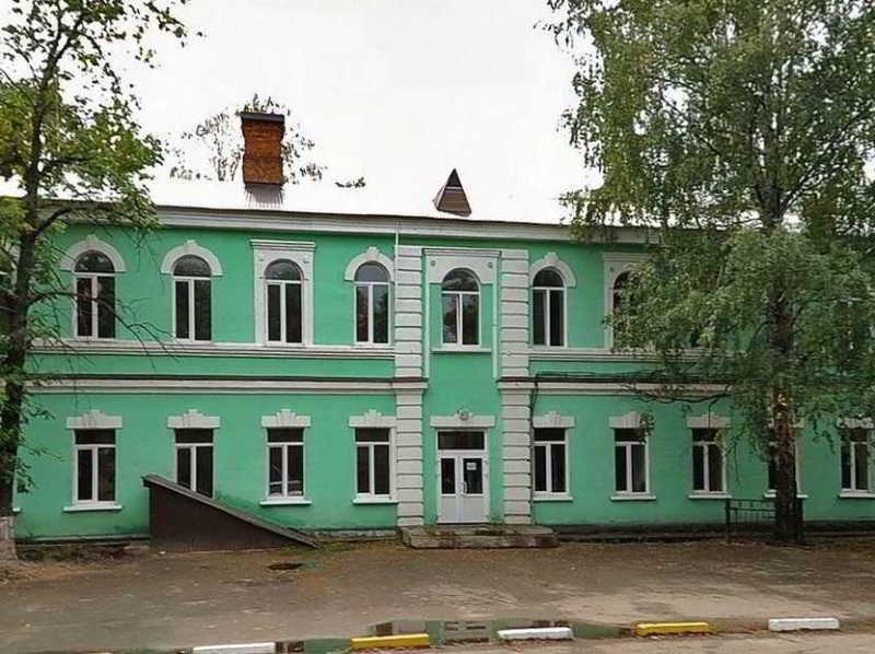 Levyi Bereg in Ulyanovsk, Russia