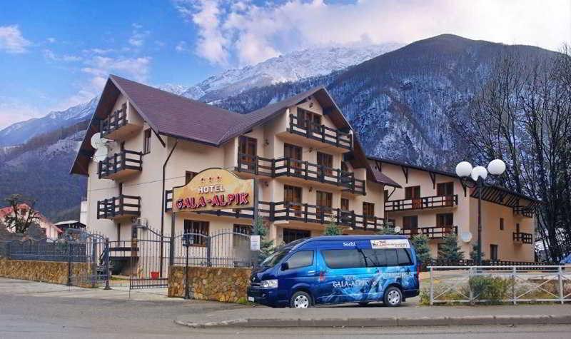 Gala-Alpik Hotel in Sochi, Russia