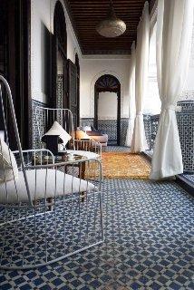 Riad Braya in Fes, Morocco
