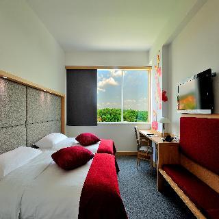 Rebro Hotel in Zagreb, Croatia