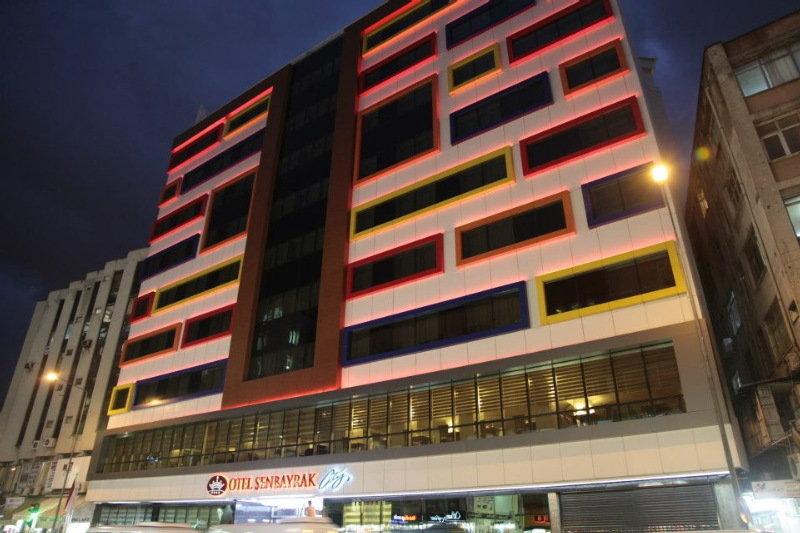 Senbayrak City Hotel